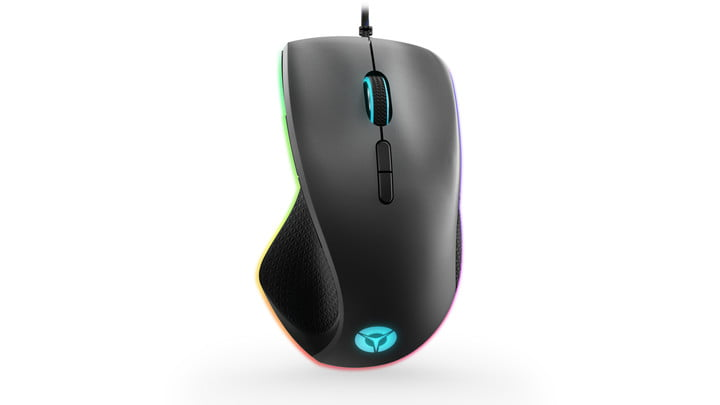 lenovo announce new legion gaming peripherals ces 2019 03 m500 omron micro switches with 50 million clicks
