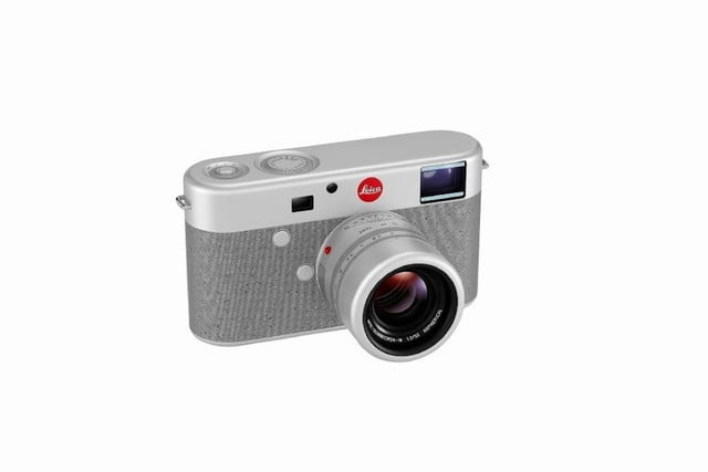 if apples design guru jony ive designed a camera it would look like this leica m 130613rd 219 alt 20angle  1