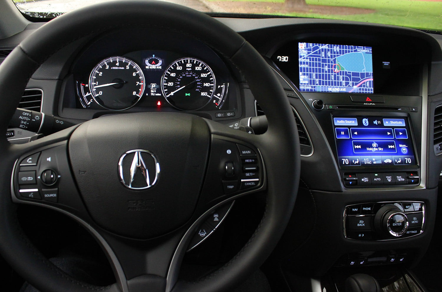 2015 Acura Tlx Tech >> 2014 Acura RLX Advance review | Digital Trends
