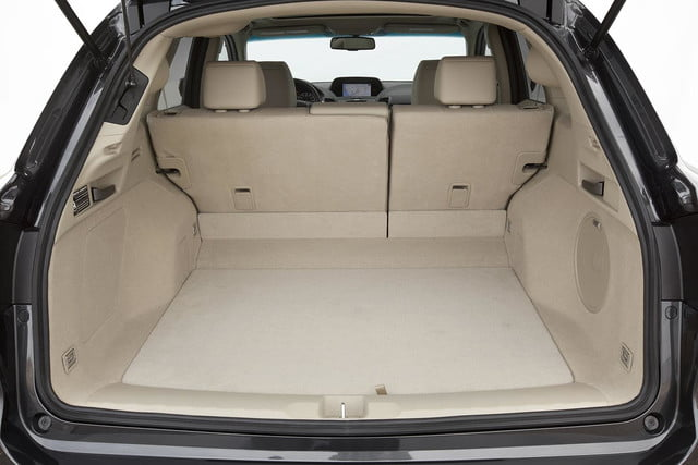 2015 Acura RDX first drive rear cargo