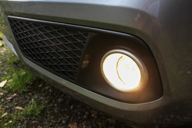 2015 Acura RDX first drive fog light