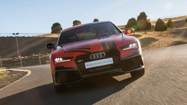 audi self driving a8 2015 rs 7 piloted prototype robby at sonoma raceway 011