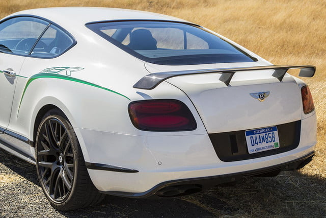 2015 Bentley Continental GT3-R tail