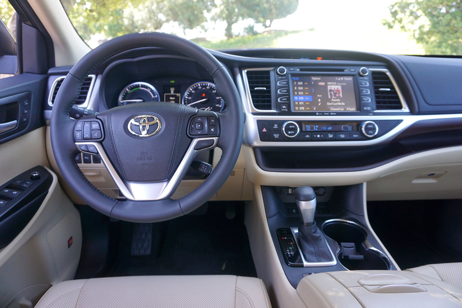2016 Toyota Highlander Review Digital Trends