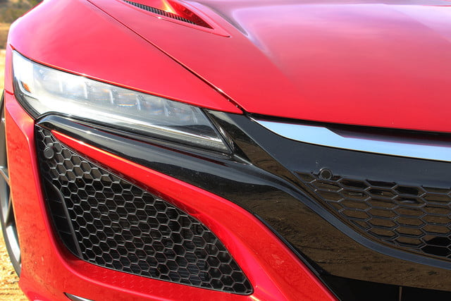 2017 Acura NSX First Drive