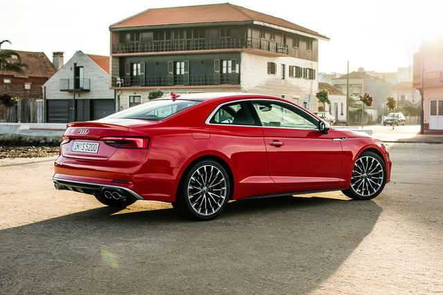 2017 audi s5 coupe first drive