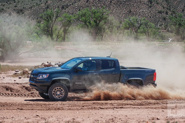 2017 chevrolet colorado zr2 first drive review 4wd 3