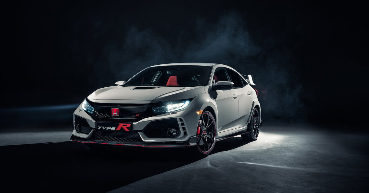 2018 Honda Civic Type R News Specs Features Performance Price Digital Trends
