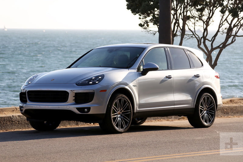 Porsche Cayenne S E Hybrid Review Digital Trends