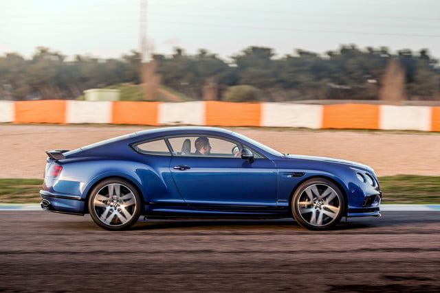 2017 bentley continental supersports first drive firstdrive 433