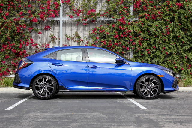 2017 Honda Civic Hatchback Sport Hatch Prd Gallery 305