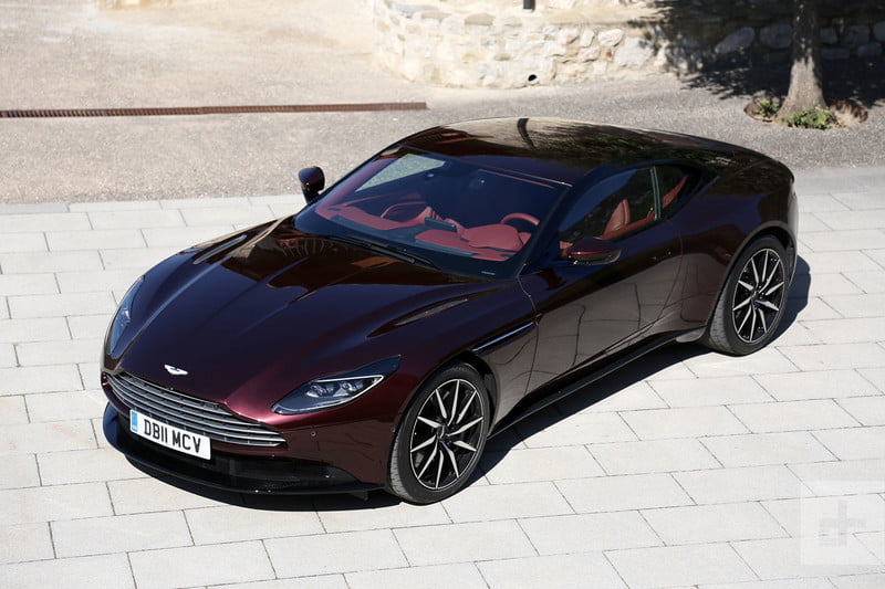 aston martin db9 blacked out. 2018 aston martin db11 v8 db9 blacked out