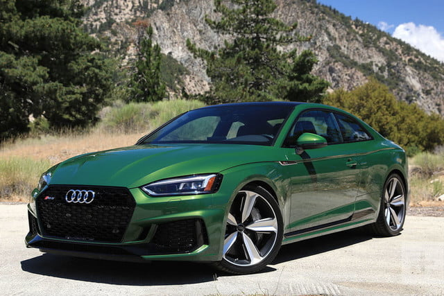 Audi RS REview Digital Trends - Audi rs 5