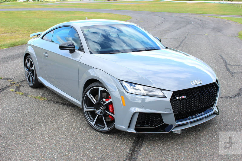 Audi TT RS First Drive Review Digital Trends - Audi