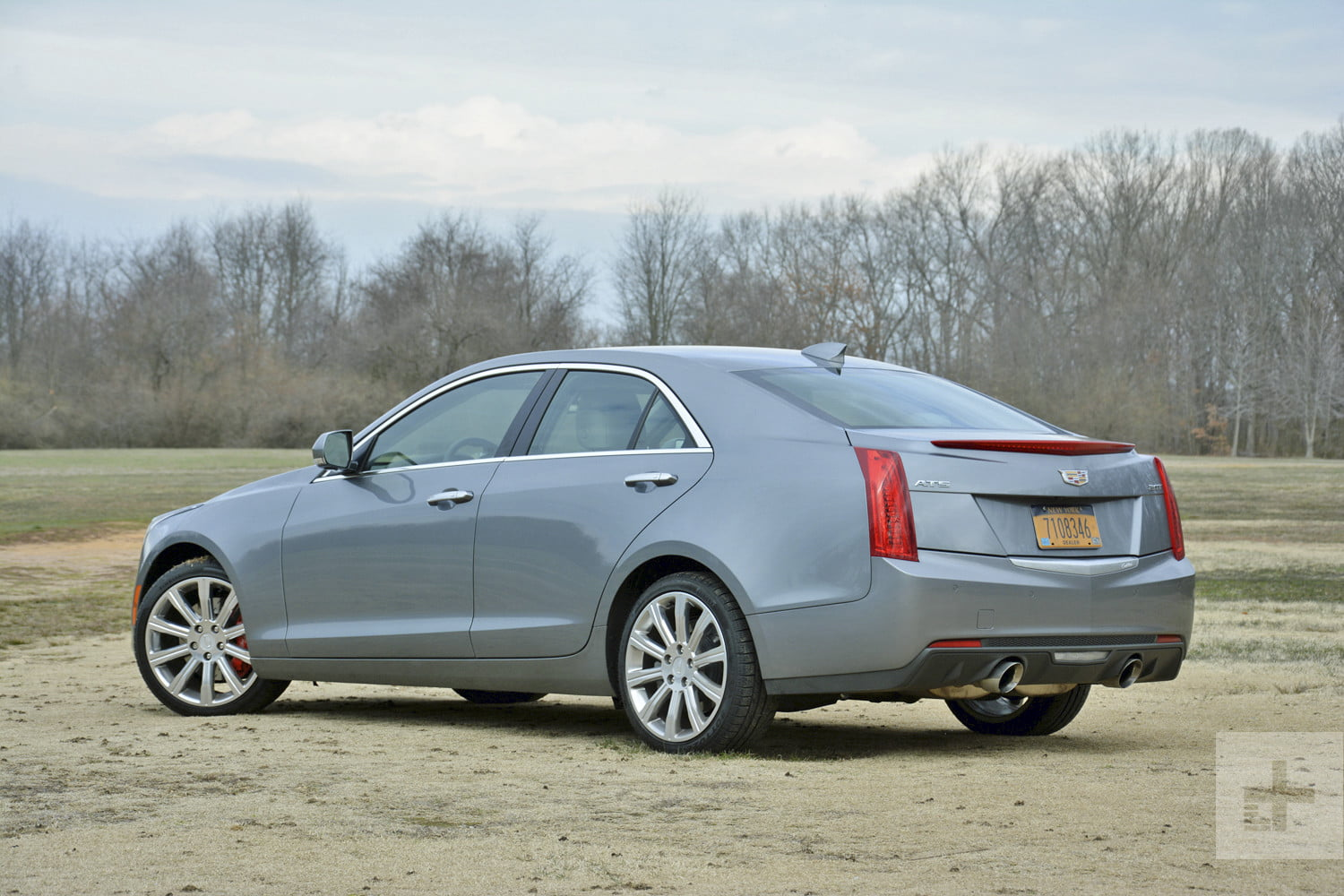 2018 cadillac ats sedan review driving impressions specs and more digital trends. Black Bedroom Furniture Sets. Home Design Ideas