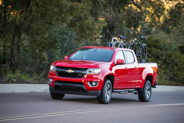 2018 Chevy Colorado Release Date Prices Specs Features