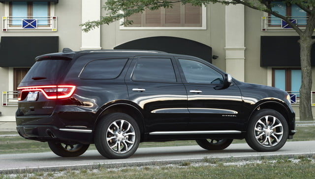 The 2018 Dodge Durango Isn T An Suv But It Sure Works Like One