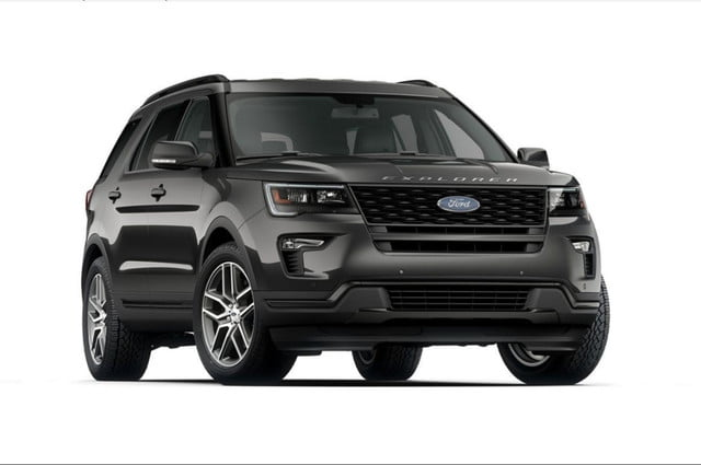 2018 Ford Explorer Pictures Specs Performance Release