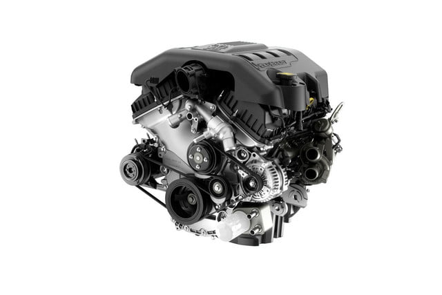 2018 Ford F-150 3.5L EcoBoost engine