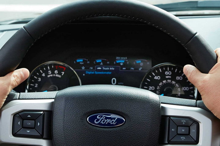 2018 ford 150 xlt. delighful 150 2018 ford f150  8inch lcd productivity screen on ford 150 xlt