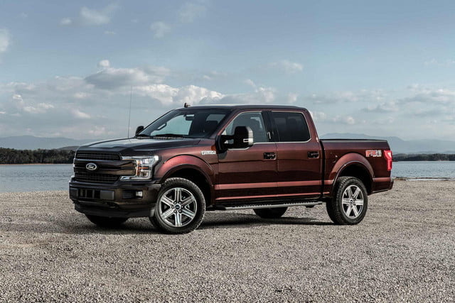 2018 Ford F-150 Lariat Sport Appearance Package
