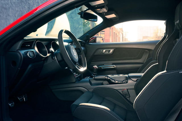 2018 Ford Mustang GT350 interior
