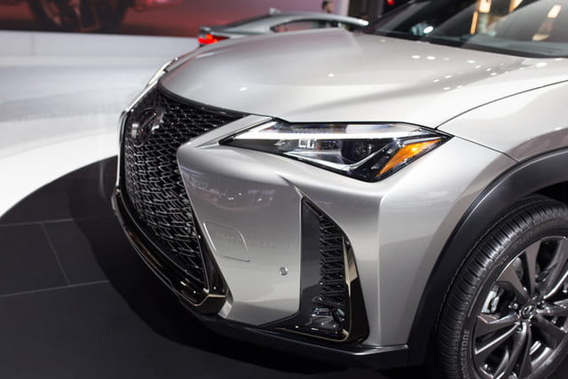 lexus ux crossover at new york auto show 2018  2019 4