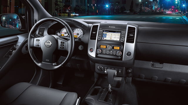 2018 nissan frontier lineup trim packages, prices, pics and more2018 nissan frontier pro 4x crew cab interior