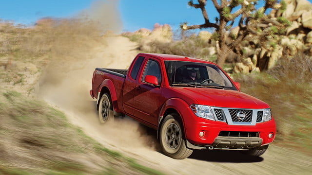 2018 Nissan Frontier Lineup Trim Packages Prices Pics And More