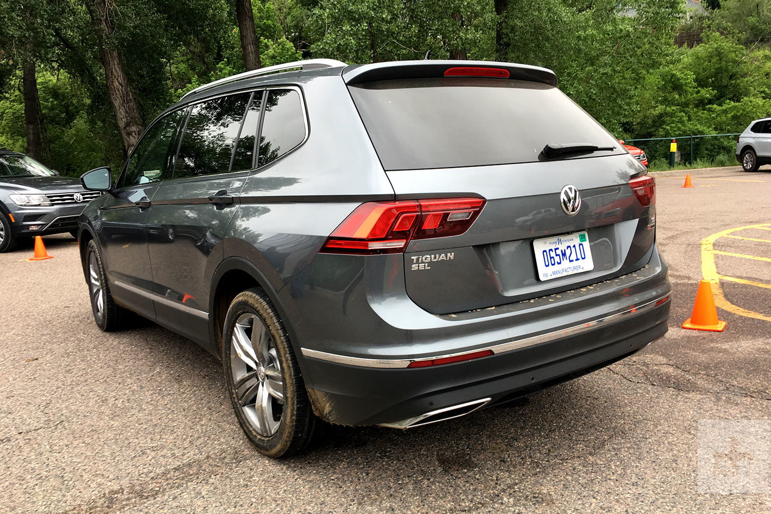 2018 vw tiguan first drive review digital trends