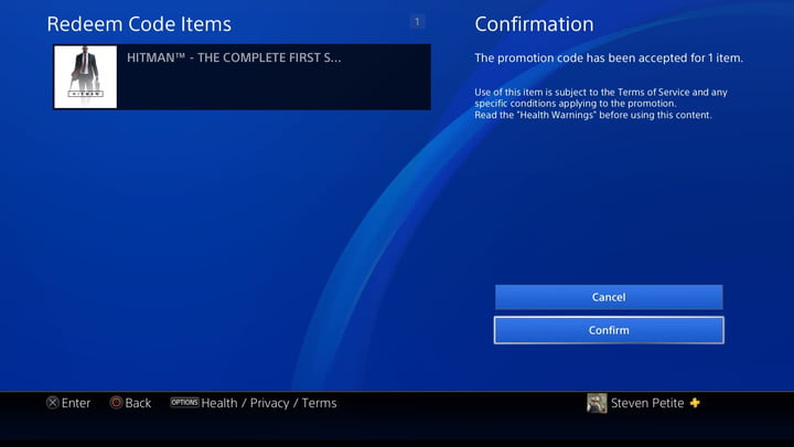 How to Redeem a Code on Your PS4 | Digital Trends