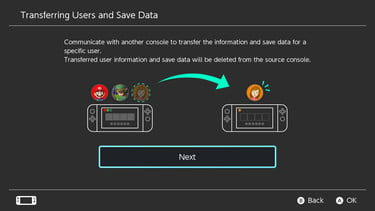 How to Transfer Data From One Nintendo Switch to Another | Digital