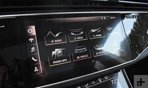 2019 Audi Q8 | Audi's high-tech flagship Q8 SUV is perfect for an