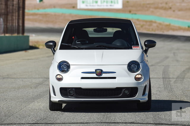 2019 fiat 500 abarth first drive review | digital trends