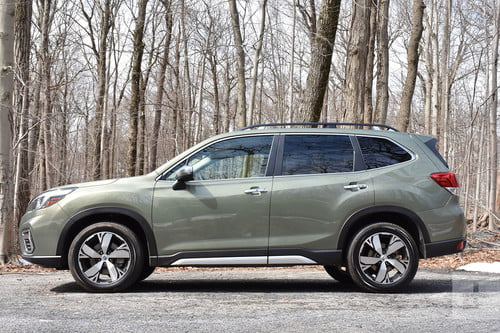 2019 Subaru Forester: Redesign, Platform, Changes >> 2019 Subaru Forester Touring Review Spacious Above All Else
