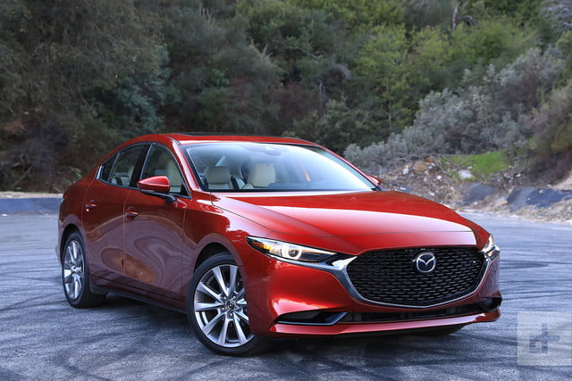 2019 Mazda3 First Drive Review Befirstrank