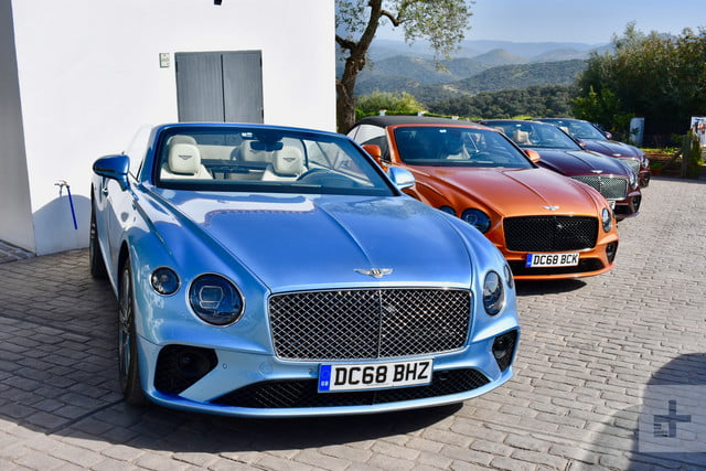 2020 Bentley Continental GT Convertible First Drive Review ...