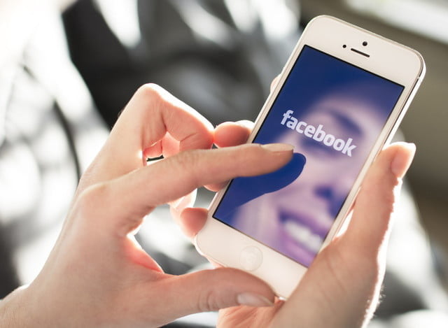 Your face could be all you need to sign into Facebook