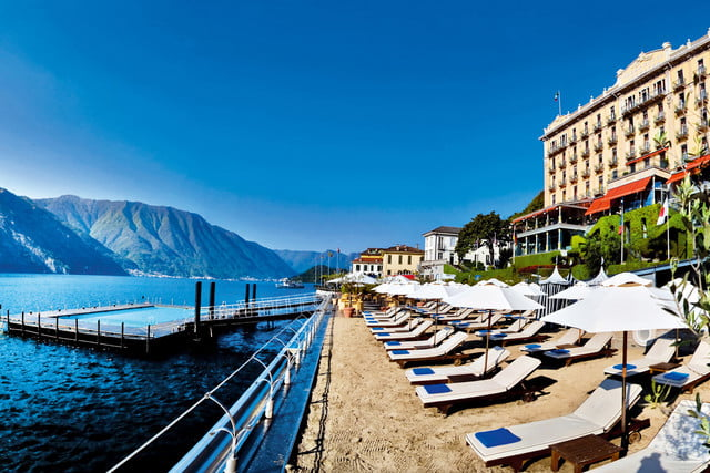 2016 oscars gift bags distinctive assets 3 night stay at the grand hotel tremezzo in lake como  5 000