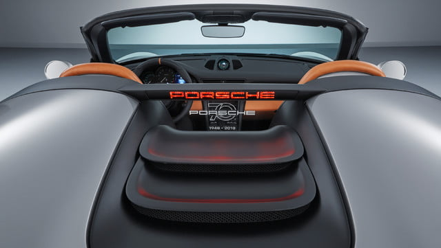 500hp porsche 911 speedster coming in 2019 as limited edition model 3247508 concept 2018 ag