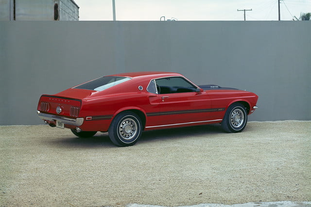 ford mustang history 69 2