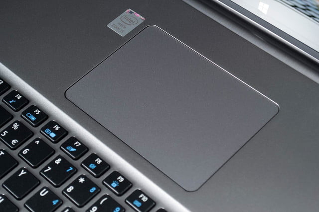 Acer Aspire R7 trackpad