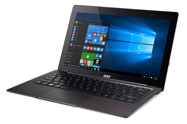 acer computing announce ces 2016 switch 12 s sw7 272 win10 front angle left