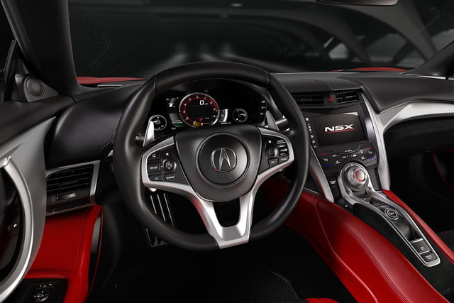 2016 acura nsx official specs pictures and performance reveal das2015 030a