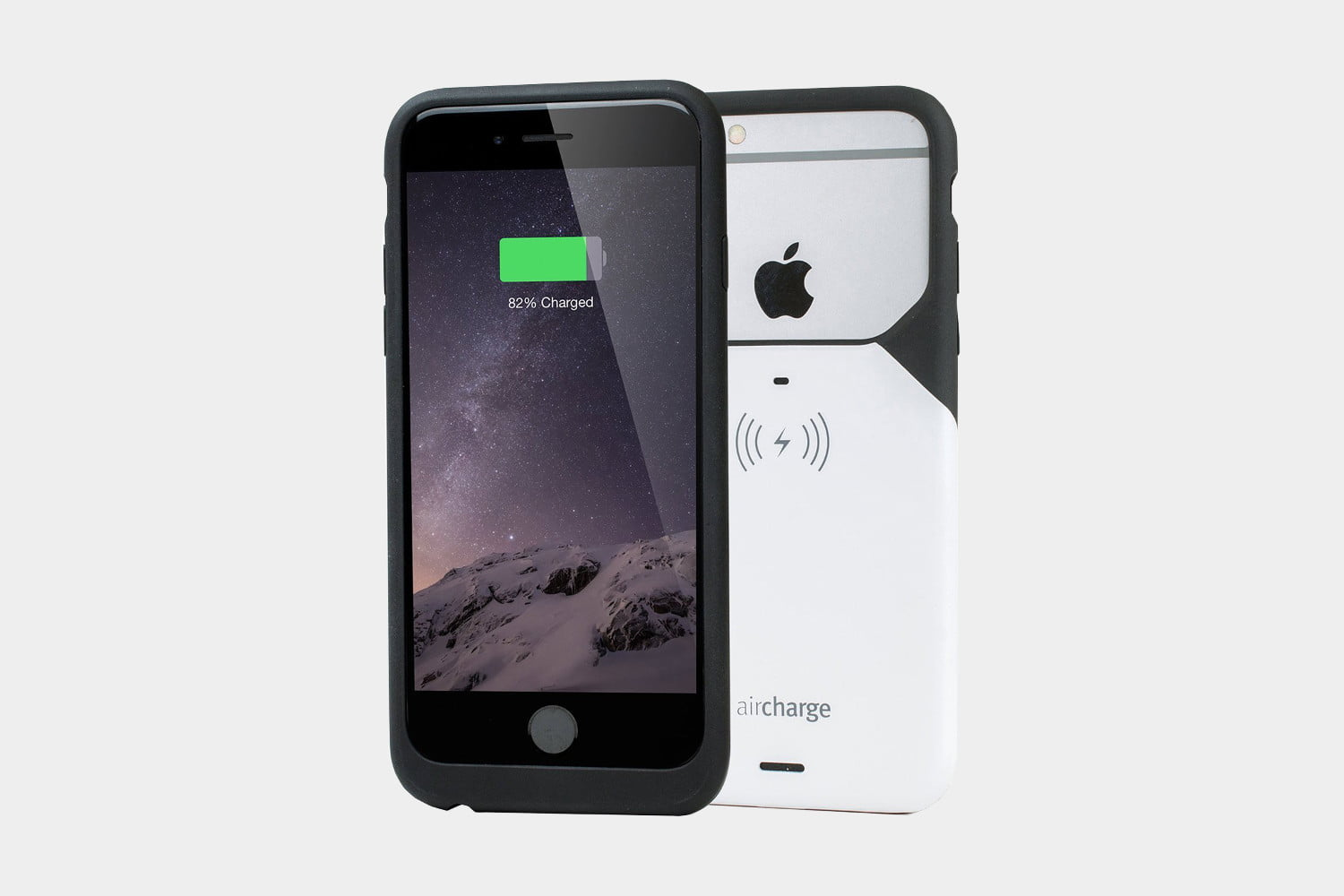 wireless charger case iphone 6