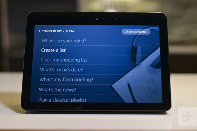 Amazon Echo Show 2 Review