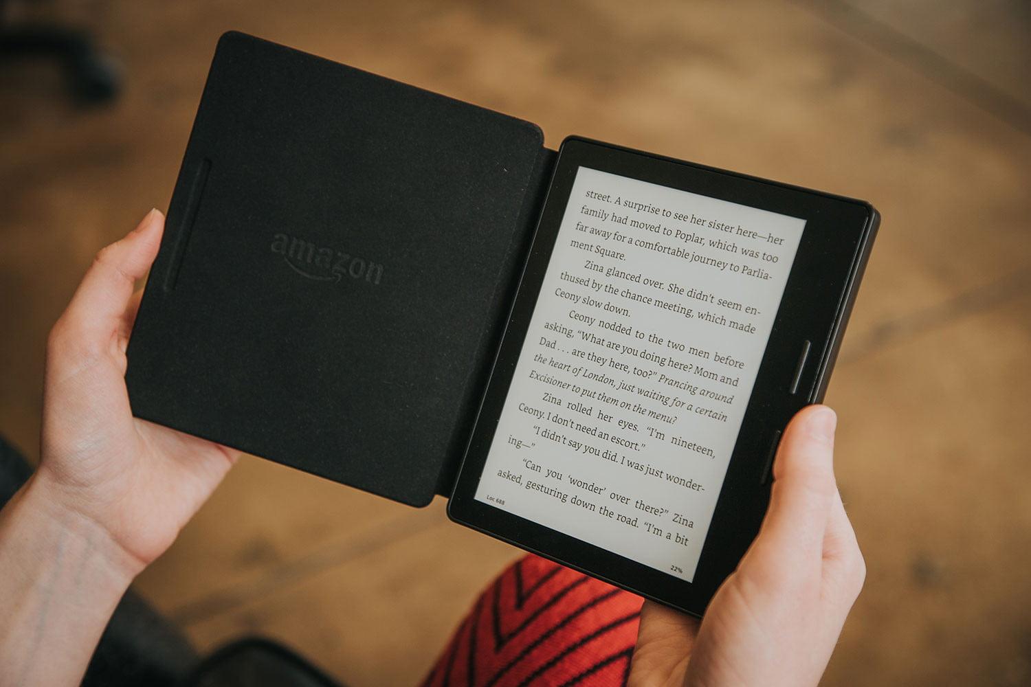 Kindle Oasis Review | Digital Trends - photo#20