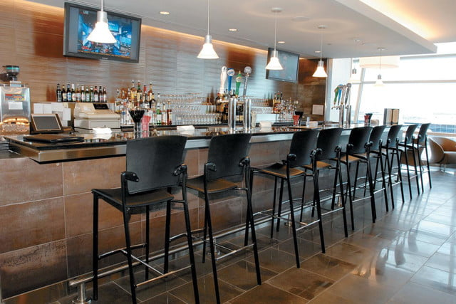American Airlines Admirals Club, DFW