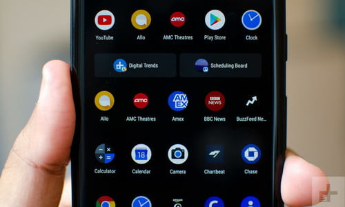 Android 9 Pie Review | Digital Trends