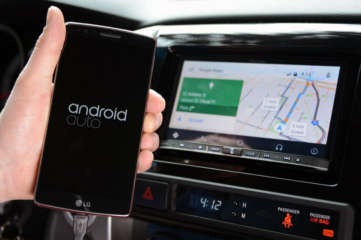 android auto review version 1502315865 system press